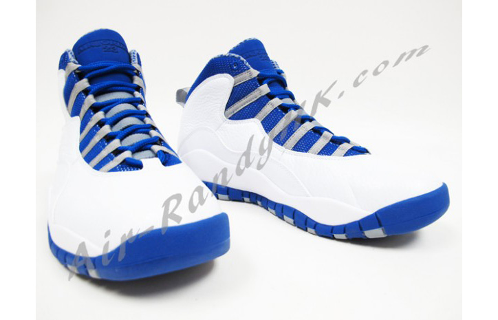 Photo03 - AIR JORDAN 10 WHITE/OLD ROYAL-STEALTH