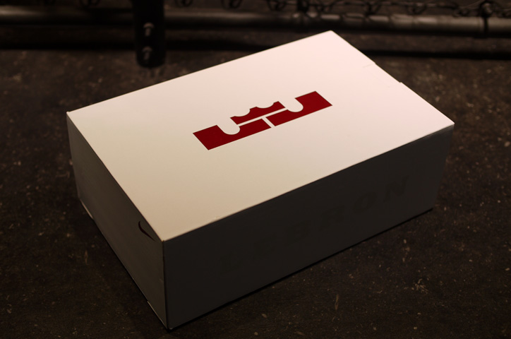 """Photo05 - NIKE LEBRON IX """"LEBRON JAMES&quot &quotLIMITED EDITION for NONFUTURE&quot"""
