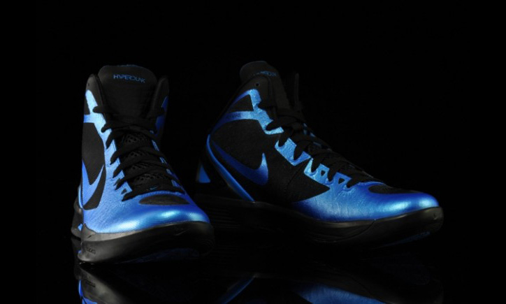 Photo03 - NIKE ZOOM HYPERDUNK 2011 PHOTO BLUE/BLACK
