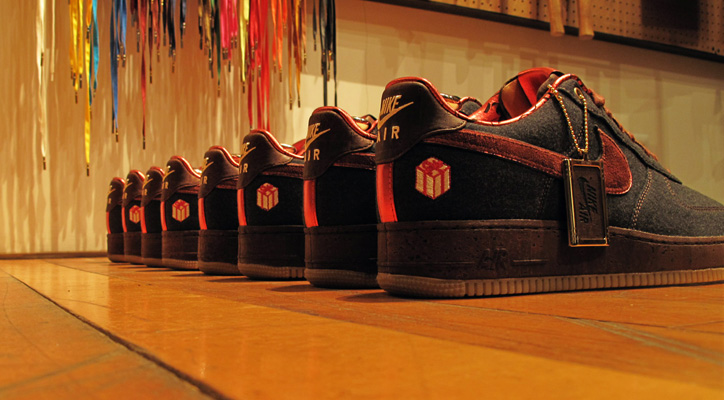 "Photo01 - NIKE AIR FORCE 1 ""THE GIFT"""