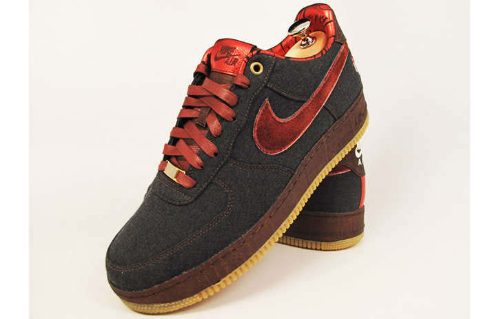 """Photo03 - NIKE AIR FORCE 1 """"THE GIFT"""""""