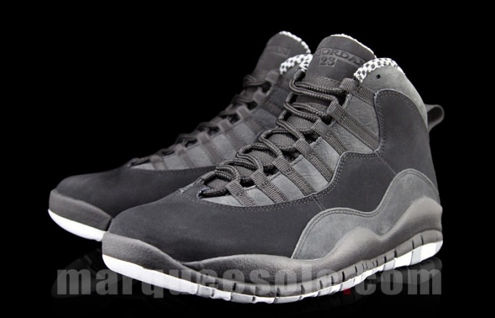 "Photo02 - AIR JORDAN 10 ""STEALTH"""