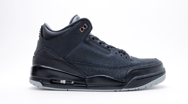 "Photo01 - AIR JORDAN 3 RETRO ""BLACK FLIP"""