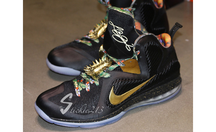 "Photo01 - Nike LeBron 9 ""Watch The Throne"""