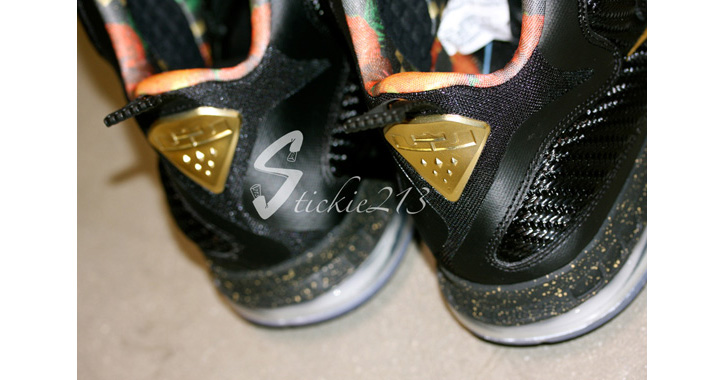 "Photo03 - Nike LeBron 9 ""Watch The Throne"""