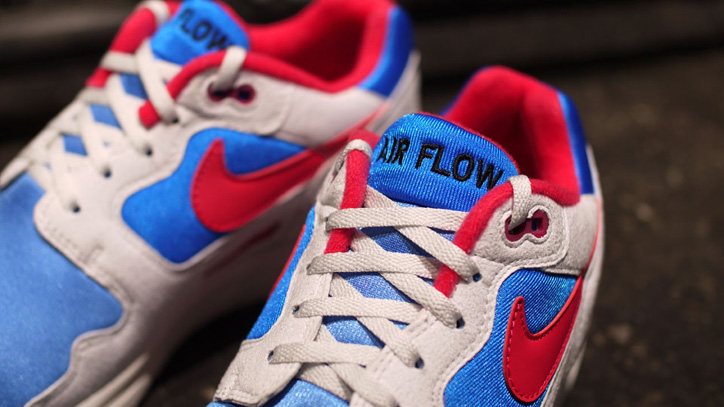 Photo03 - NIKE AIR FLOW LIMITED EDITION for NONFUTURE