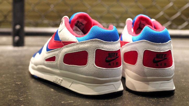 Photo04 - NIKE AIR FLOW LIMITED EDITION for NONFUTURE