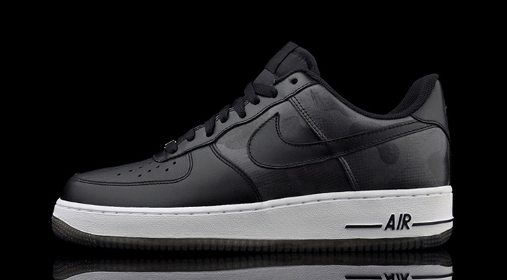"Photo01 - Nike Air Force 1 ""Black Camo"""