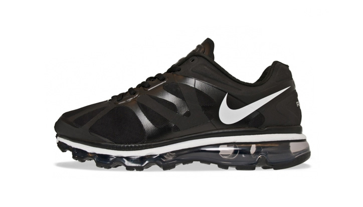 Photo01 - Nike Air Max 2012 Black/Pure Platinum