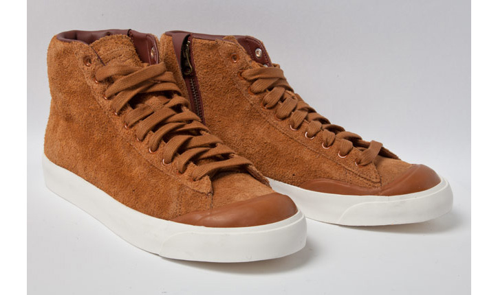 Photo01 - NIKE BLAZER MID AB HAZELNUT