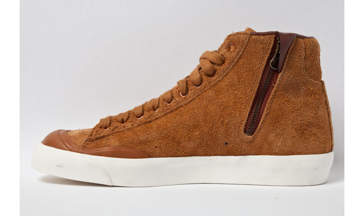Photo03 - NIKE BLAZER MID AB HAZELNUT
