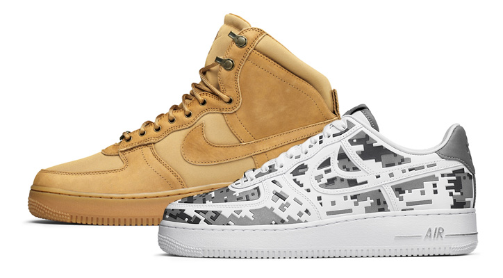 Photo01 - NIKE SPORTSWEARから『NIKE AIR FORCE 1』30周年記念モデルの続編が登場