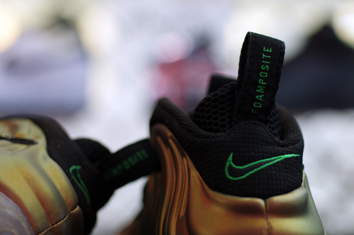 """Photo06 - NIKE AIR FOAMPOSITE PRO """"LIMITED EDITION for NONFUTURE"""""""