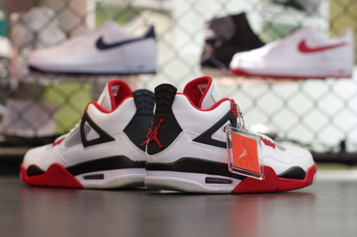 """Photo03 - AIR JORDAN IV RETRO """"LIMITED EDITION for NONFUTURE"""""""