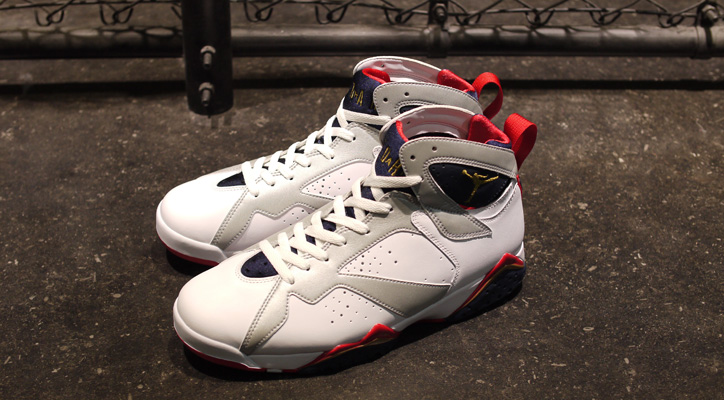"Photo01 - AIR JORDAN VII RETRO ""DREAM TEAM PACK"""
