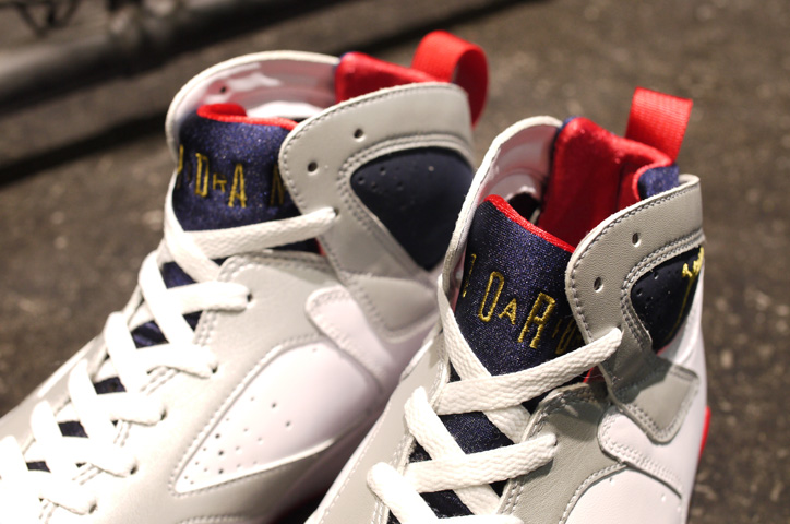 "Photo04 - AIR JORDAN VII RETRO ""DREAM TEAM PACK"""