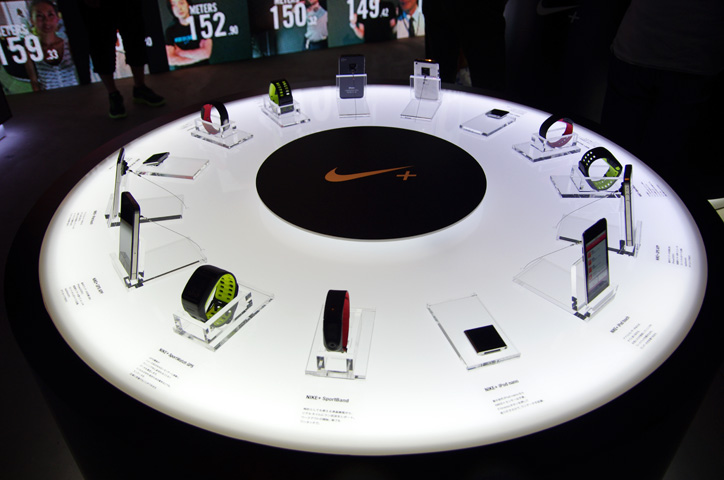 Photo06 - NIKE 「UGOKIDASE STATION」