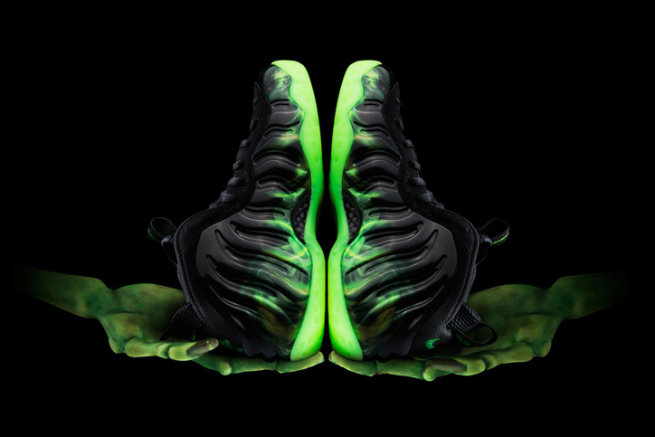 """Photo03 - Nike Air Foamposite One """"ParaNorman"""""""
