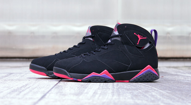 "Photo01 - AIR JORDAN VII RETRO ""Raptors"""