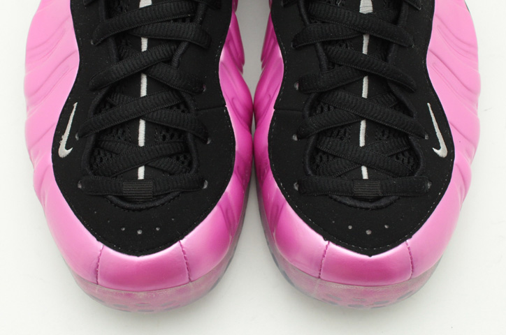 """Photo07 - NIKE AIR FOAMPOSITE ONE PINK/BLK """"LIMITED EDITION for NONFUTURE"""""""