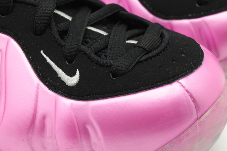 "Photo09 - NIKE AIR FOAMPOSITE ONE PINK/BLK ""LIMITED EDITION for NONFUTURE"""