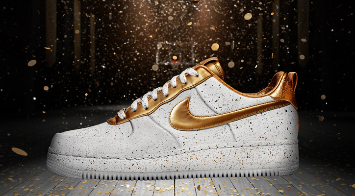 """Photo01 - NIKE AIR FORCE 1 LOW SUPREME """"XXX PEARL COLLECTION"""""""