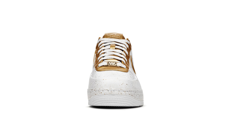 """Photo05 - NIKE AIR FORCE 1 LOW SUPREME """"XXX PEARL COLLECTION"""""""