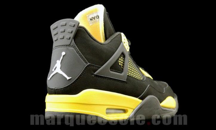 """Photo03 - Air Jordan 4 Retro """"Thunder"""""""