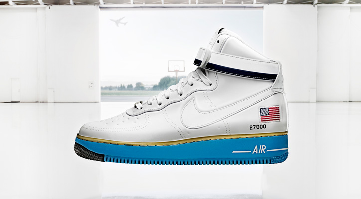 "Photo01 - NIKE AIR FORCE 1 HIGH BDAY ""XXX PEARL COLLECTION"""
