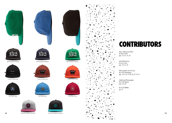 Photo09 - NIKE × STÜSSY「THE S&S OFF MOUNTAIN SERIES」