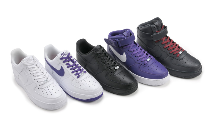 Photo06 - NIKE AIR FORCE 1 30周年記念ポップアップストア「THE PIVOT POINT」を渋谷にて開催