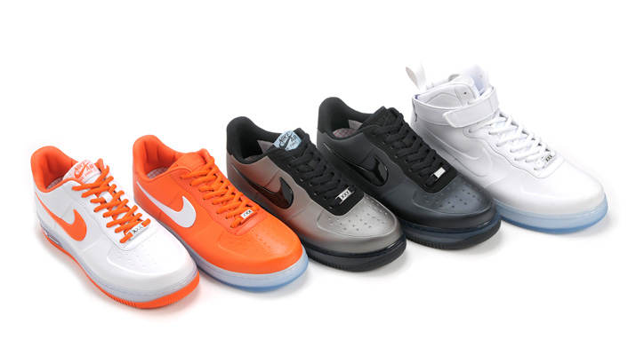 Photo07 - NIKE AIR FORCE 1 30周年記念ポップアップストア「THE PIVOT POINT」を渋谷にて開催