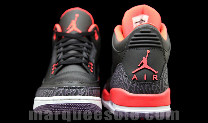 Photo03 - AIR JORDAN 3 BRIGHT CRIMSOM