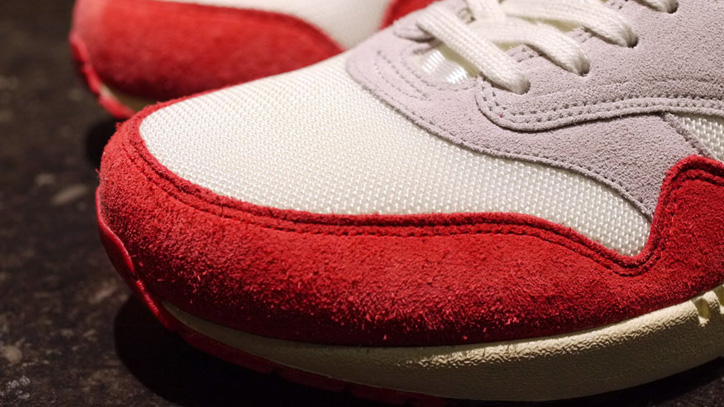 Photo02 - NIKE AIR MAX I OG 「LIMITED EDITION for SELECT」SAIL/UNIVERSITY RED/GREY/BLACK