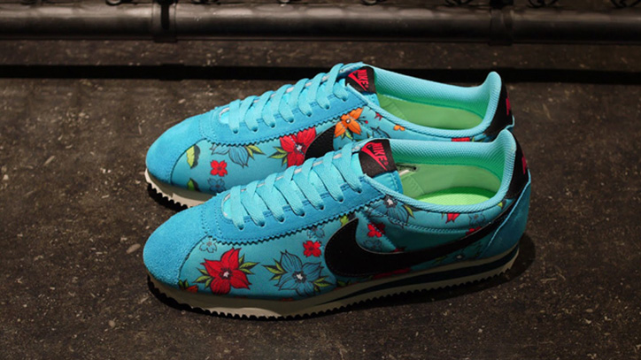 "Photo02 - NIKE CLASSIC CORTEZ NYLON QS ""ALOHA PACK"""
