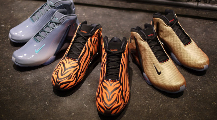 "NIKE ZOOM HYPERFLIGHT PREMIUM ""TIGER"" ""LION"" ""SHARK"""