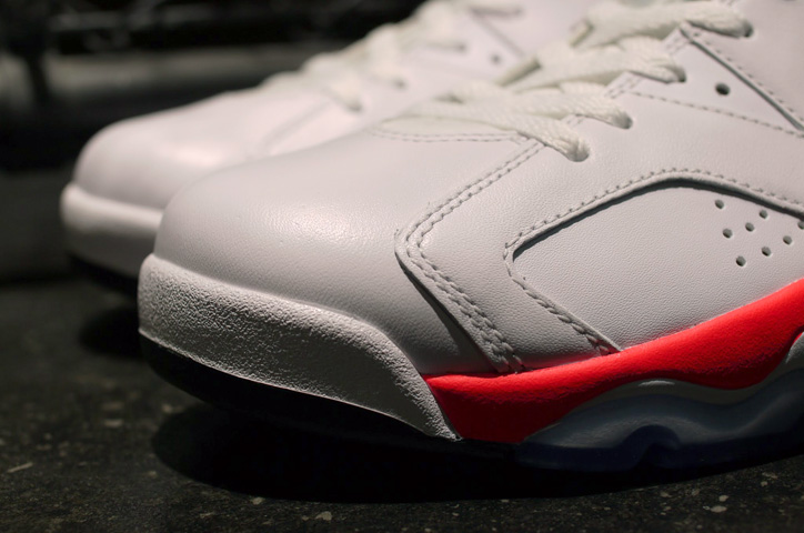 "Photo02 - NIKE AIR JORDAN VI RETRO ""INFRARED"" が発売"