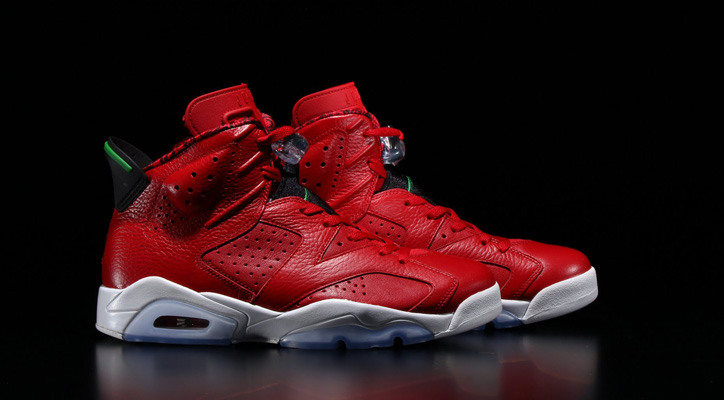 Photo01 - NIKE AIR JORDAN 6 RETRO SPIZIKE が発売