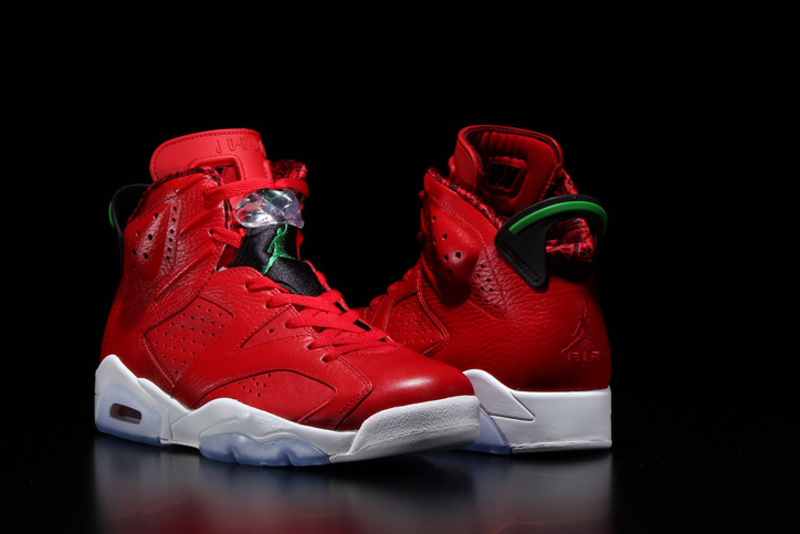Photo03 - NIKE AIR JORDAN 6 RETRO SPIZIKE が発売