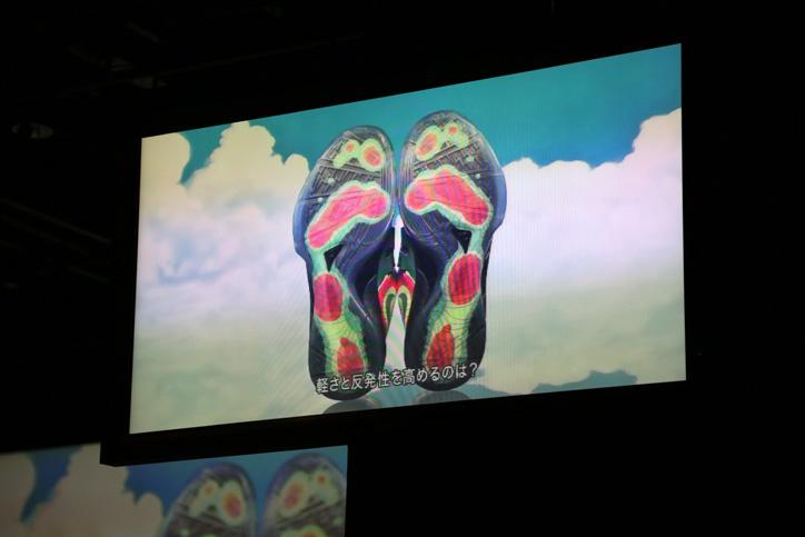 Photo06 - ナイキ、最新テクノロジーを駆使したクッショニングシステム「ナイキ ズームエア」を発表