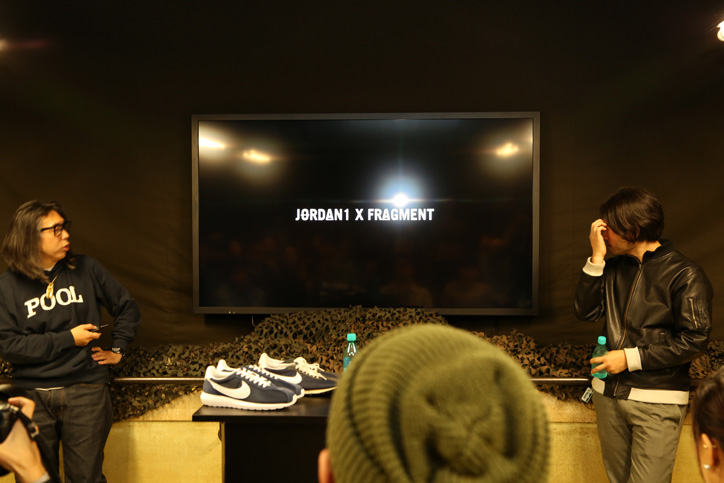 Photo05 - NikeLabからfragment designとのコラボレーションによる新作プロダクト NIKE ROSHE LD-1000 SP / FRAGMENT が登場