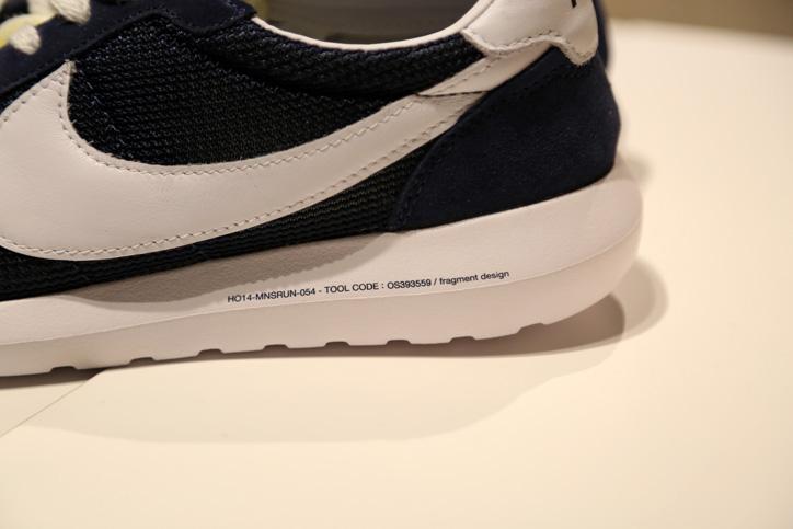 Photo12 - NikeLabからfragment designとのコラボレーションによる新作プロダクト NIKE ROSHE LD-1000 SP / FRAGMENT が登場