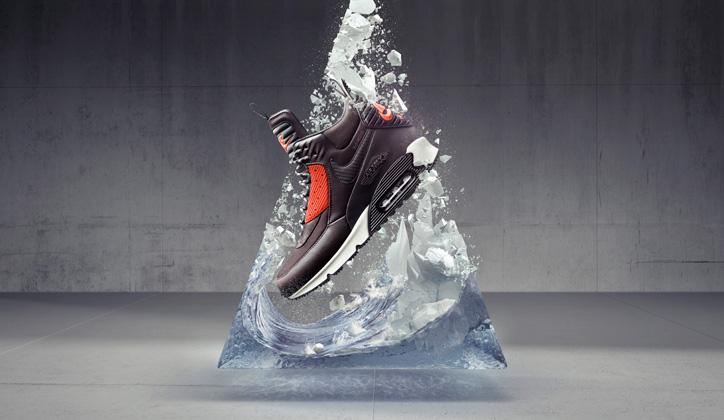 Photo02 - 寒さ、雨や雪、暗闇から身を守る最新のナイキ スニーカーブーツ コレクションが登場