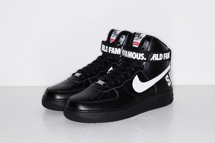 Photo03 - Supreme x NIKE AIR FORCE 1 HIGH が遂に発売