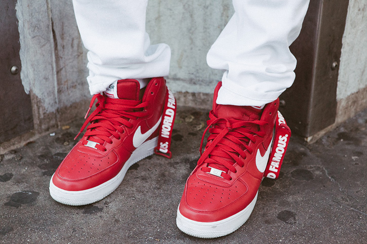 Photo06 - Supreme x NIKE AIR FORCE 1 HIGH が遂に発売