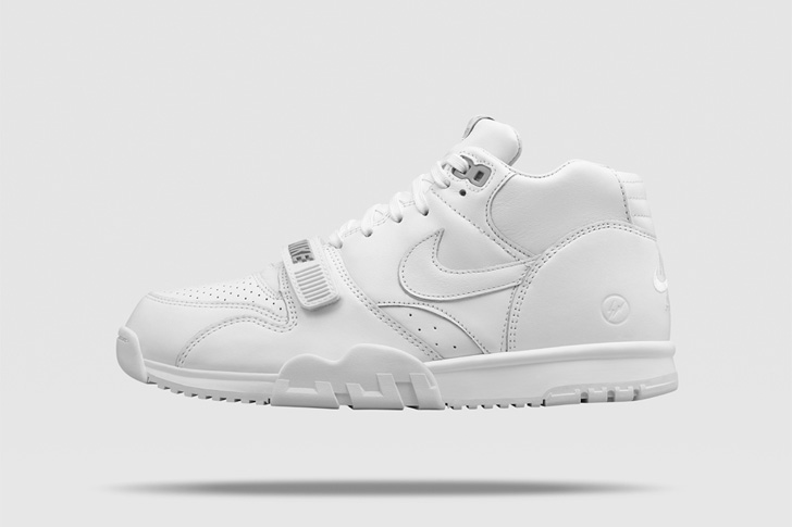 Photo06 - fragmentとNikeLabのコラボ第3弾 NikeCourt Air Trainer 1 MID x fragment が発売