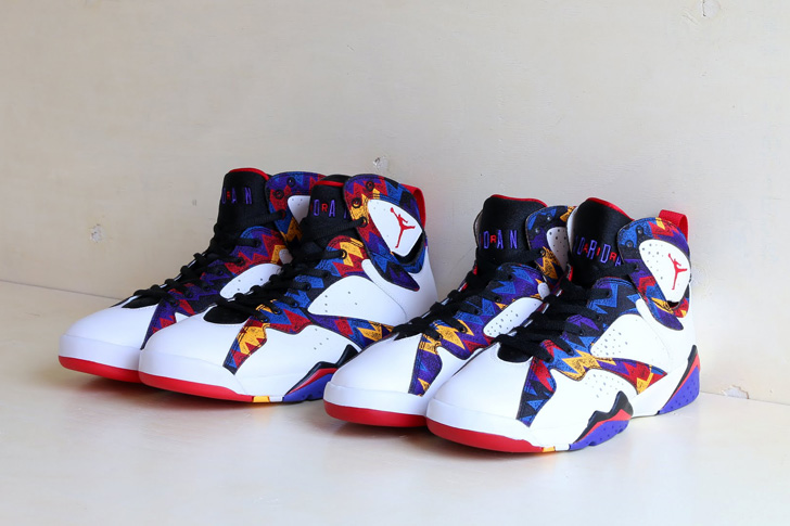 "Photo01 - ナイキから、AIR JORDAN VII RETRO ""SWEATER""が発売"