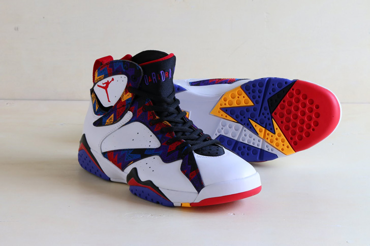 "Photo03 - ナイキから、AIR JORDAN VII RETRO ""SWEATER""が発売"
