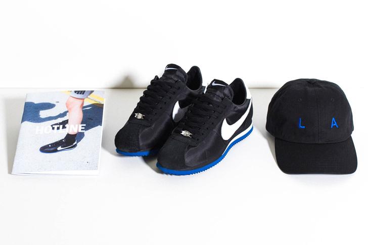 Photo01 - NikeLab Classic Cortez x Undefeatedのコラボレーションアイテムが登場