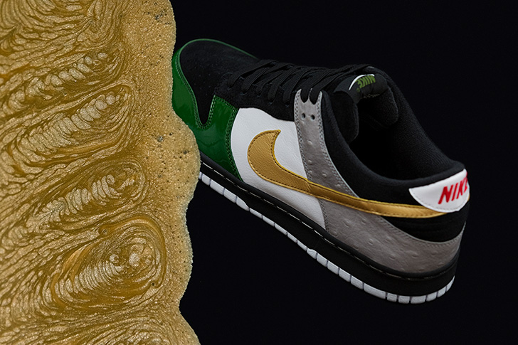 "Photo04 - ナイキは、mita sneakers提案モデルDUNK LOW JP QS ""温故知新""を発売"